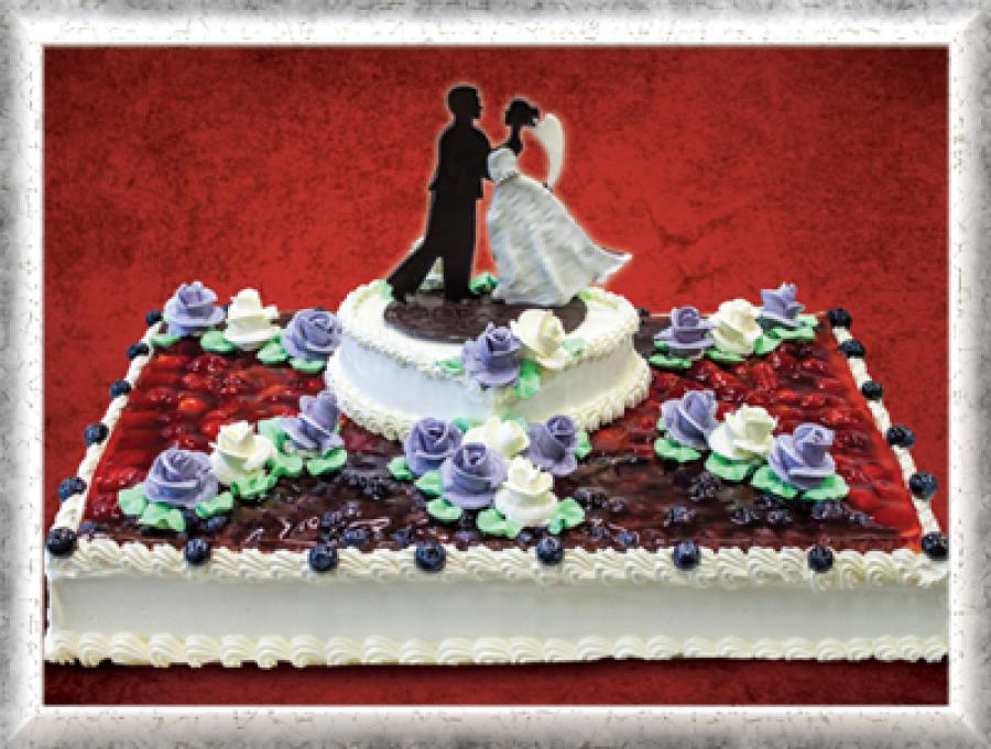 Motivtorte/ Hochzeitstorte