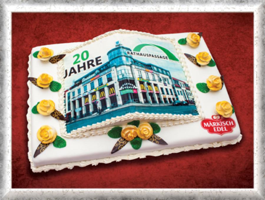 20 Jahre Rathauspassage Eberswalde