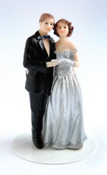 Brautpaar Silberhochzeit
